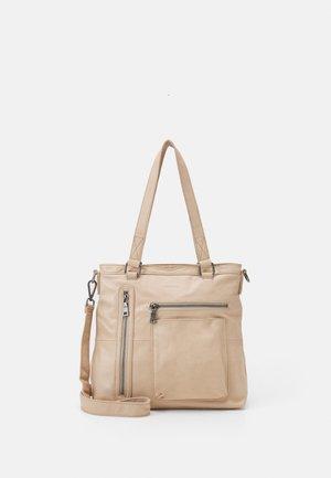 PEDDLER - Handbag - winter beige