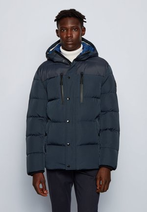 DOLERIS - Down jacket - dark blue