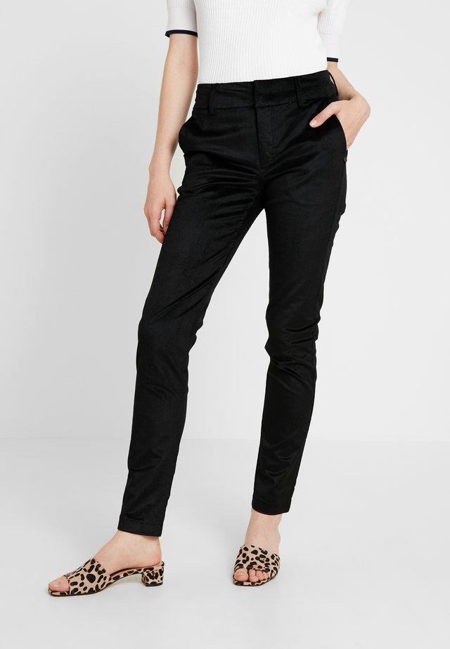 BABASAN PANTS - Kalhoty - caviar