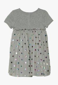Staccato - Cocktail dress / Party dress - light grey melange - 1