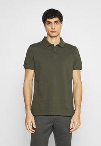 s.Oliver - Polo shirt - khaki/oliv - 1