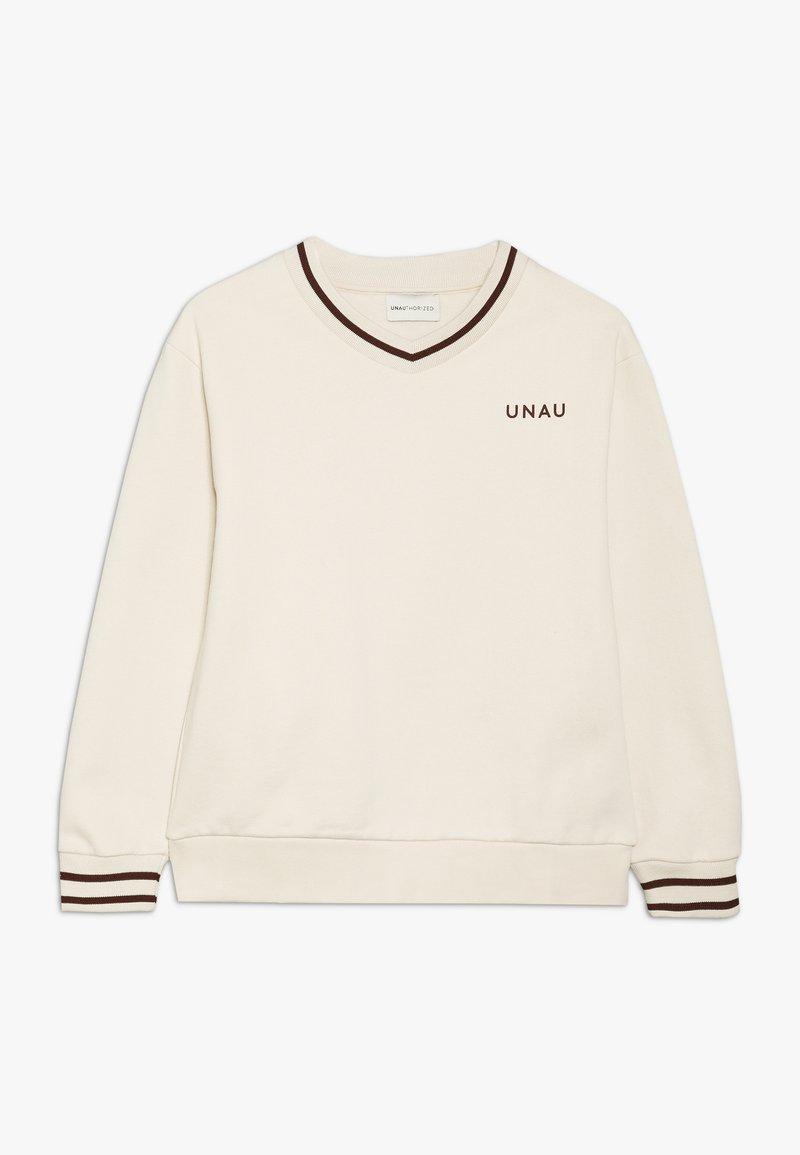 Unauthorized - ANTON - Sweatshirt - powder puff