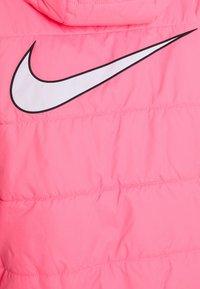 Nike Sportswear - CORE  - Chaqueta de entretiempo - pink glow/black - 5