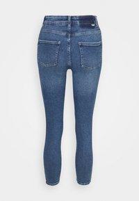 ONLY Petite - ONLERICA LIFE  - Jeans Skinny Fit - dark blue denim - 1