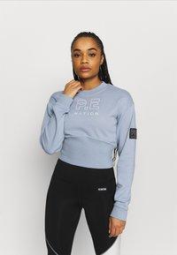 P.E Nation - Bluza - ashley blue - 0