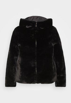 VMTHEA HOODY JACKET - Winter jacket - black