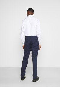 Selected Homme - SLHSLIM KYLELOGAN SET - Suit - navy blue/light blue - 5