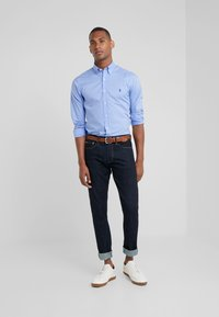 Polo Ralph Lauren - NATURAL SLIM FIT - Shirt - periwinkle blue - 1