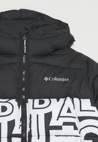 Columbia - PIKE LAKE JACKET - Winter jacket - black/white - 2