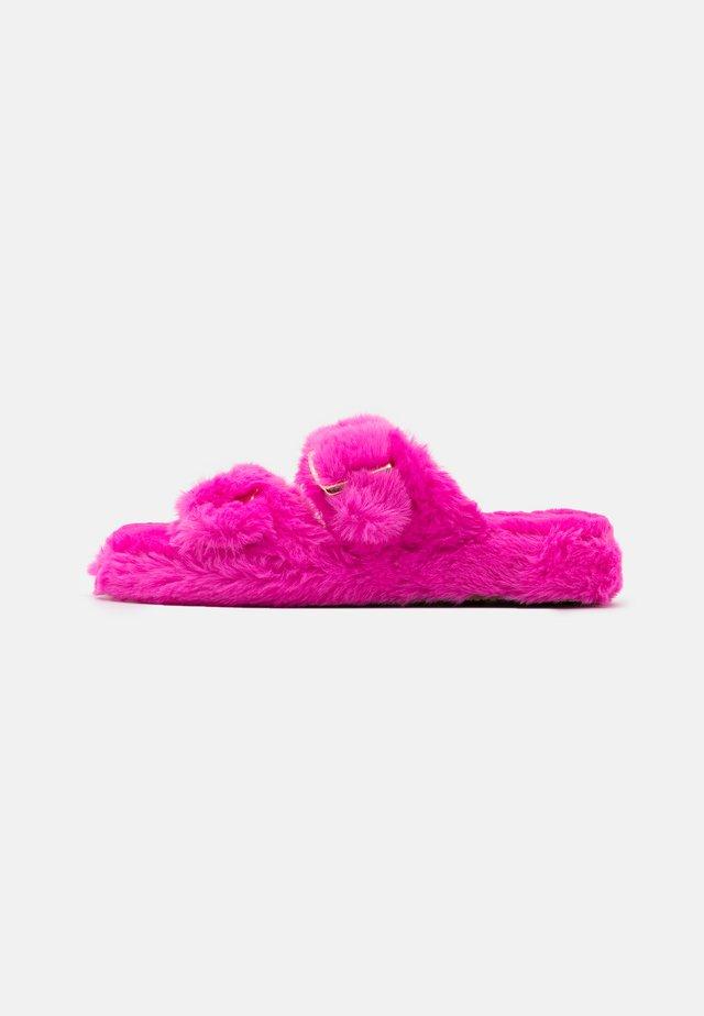 Tøfler - pink