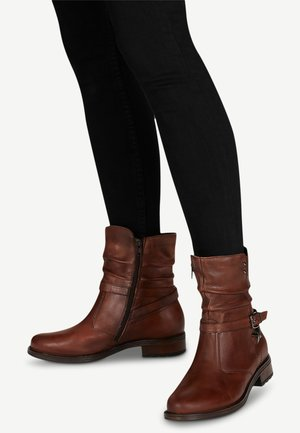 Ankle boot - cafe