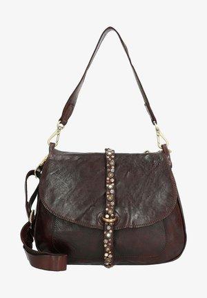 GRETA  - Handbag - moro