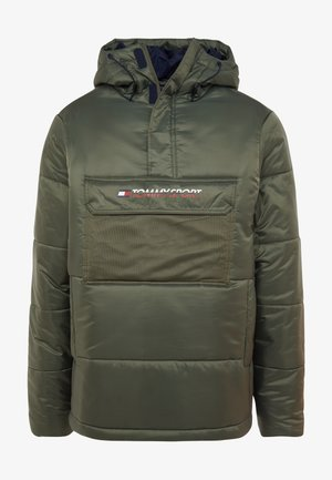 BLOCK INSULATION - Winter jacket - beetle