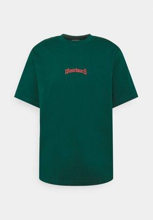FIRE BRIDGE UNISEX - T-shirt print - forest green