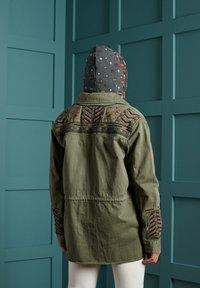 Superdry - BOHO ROOKIE - Light jacket - sage khaki - 1