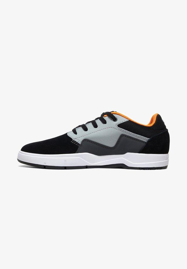 Trainers - black/grey/grey