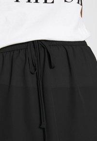 JDY - JDYNIKKY  - A-line skirt - black - 4