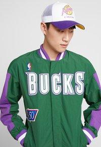 New Era - NBA TRUCKER - Cappellino - los angeles dodgers - 1