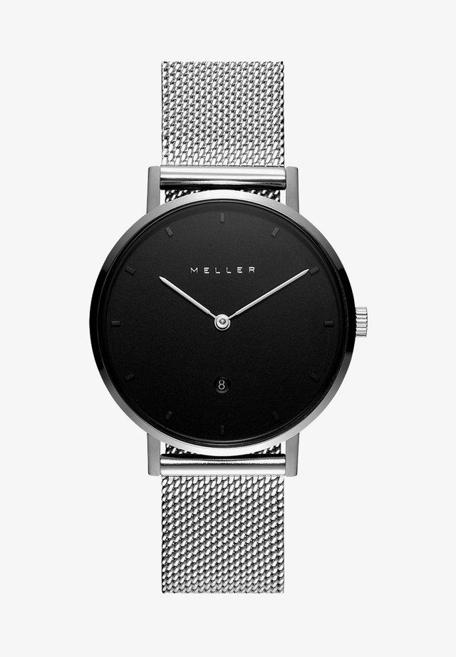 ASTAR - Orologio - black silver