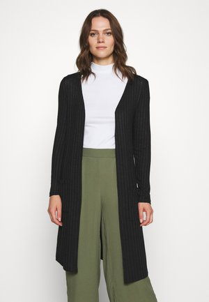 MANDY CARDIGAN - Cardigan - pitch black