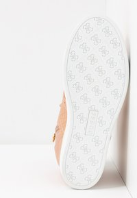 Guess - FREETA - Sneakers high - blush - 6