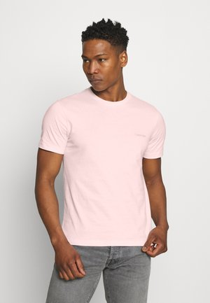 CHEST LOGO - Basic T-shirt - pink