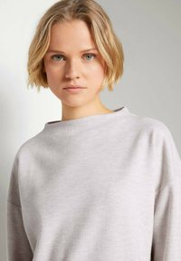 TOM TAILOR DENIM - Sweatshirt - creme beige melange - 3