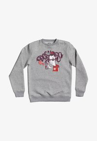 DC Shoes - KARVED - Sweater - grey heather - 0