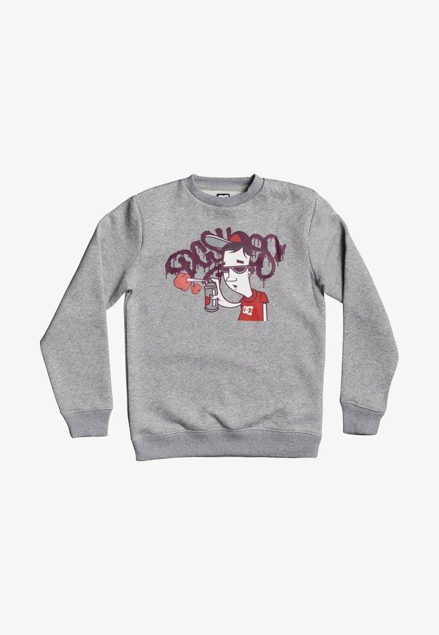 KARVED - Sweatshirt - grey heather