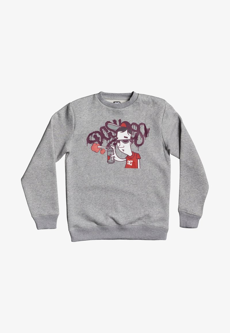 DC Shoes - KARVED - Sweater - grey heather