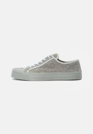 MILTARY LOW TOP - Trainers - grey
