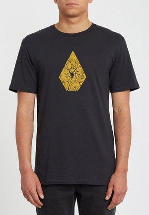 SHATTER - T-shirt print - black