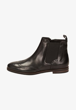 BOVINIA - Korte laarzen - schwarz