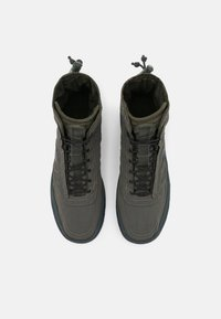 Nike Sportswear - AIR FORCE 1 - High-top trainers - cargo khaki/off noir/seaweed - 5