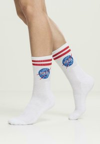 Urban Classics - Socks - white - 1