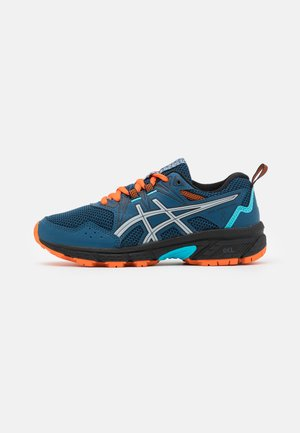 GEL-VENTURE 8 UNISEX - Zapatillas de trail running - mako blue/piedmont grey
