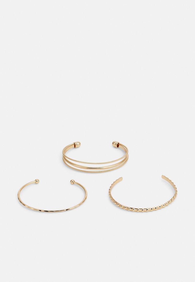 Pieces - PCBINNIE BRACELET 3 PACK - Bracelet - gold-coloured