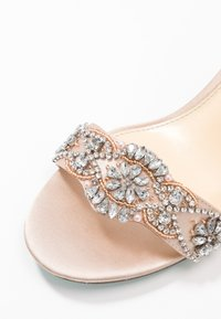 Blue by Betsey Johnson - Sandals - champagne - 2