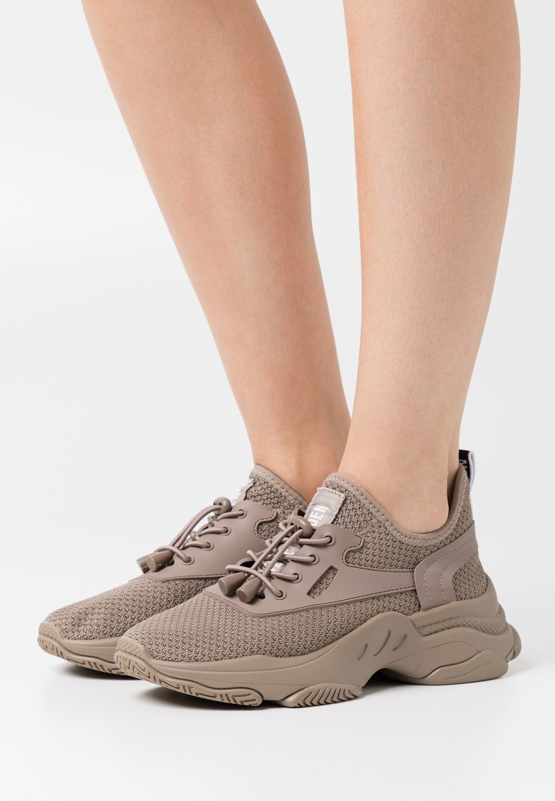 Steve Madden - MATCH - Sneakers - dark taupe