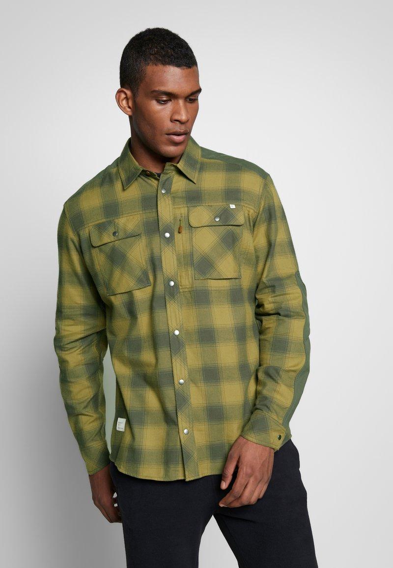 Norrøna - SVALBARD  - Shirt - olive drab/slat