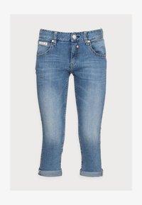 TOUCH CAPRI DENIM - Jeans Skinny Fit - blend