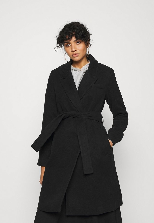 VMCALAHOPE JACKET - Halflange jas - black