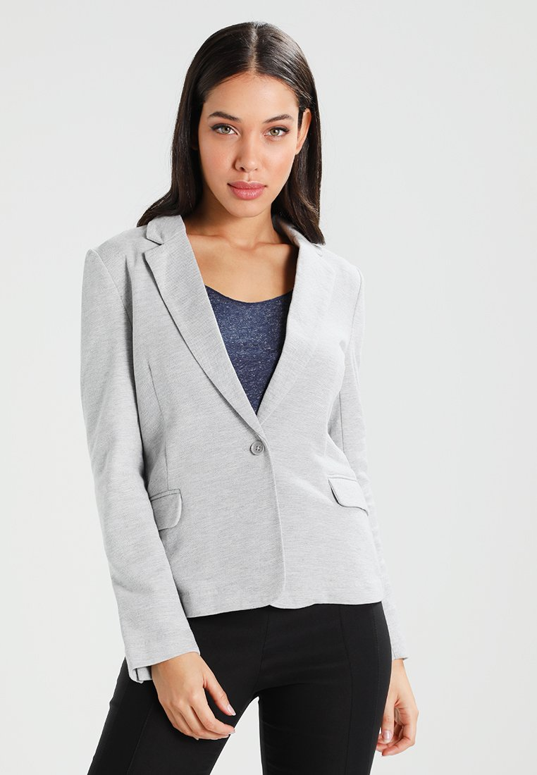 Vero Moda - VMJULIA - Żakiet - light grey melange