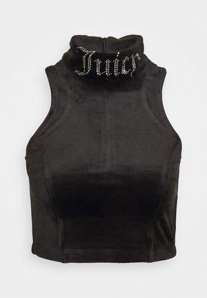 RACHEL - Topper - black