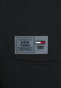 Tommy Jeans - CAMO HOODIE - Sweatshirt - black - 2