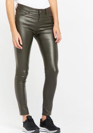 Trousers - dusty khaki