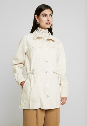 EVE JACKET - Short coat - egret