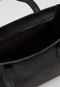 TOM TAILOR - MARLA - Handbag - black - 4