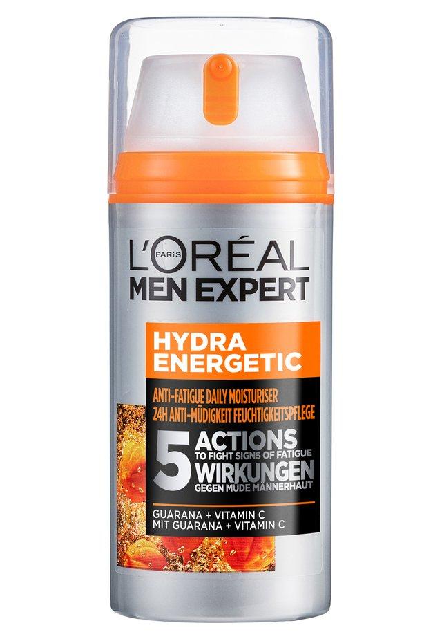 HYDRA ENERGY ANTI-FATIGUE MOISTURISER  - Face cream - -
