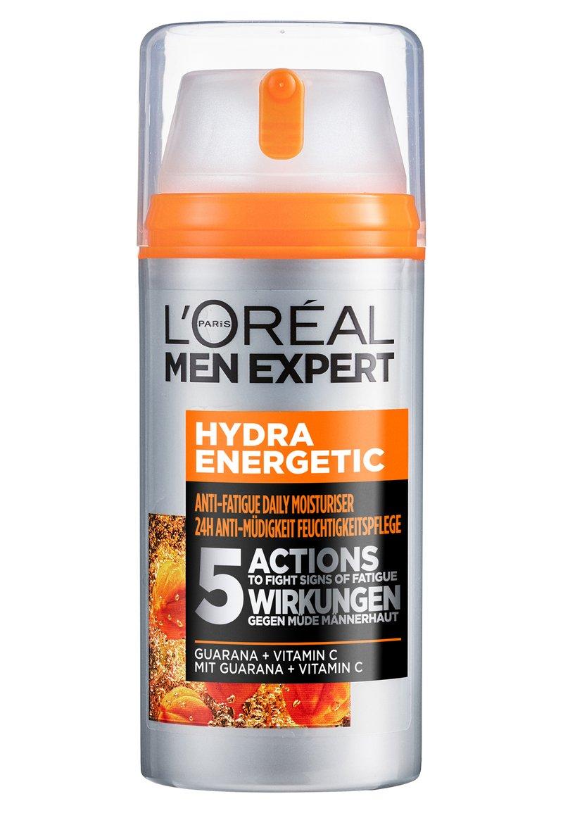 L'Oréal Men Expert - HYDRA ENERGY ANTI-FATIGUE MOISTURISER  - Face cream - -